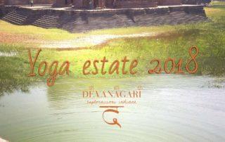 Yoga estate - Devanagari - Centro Yoga Aosta