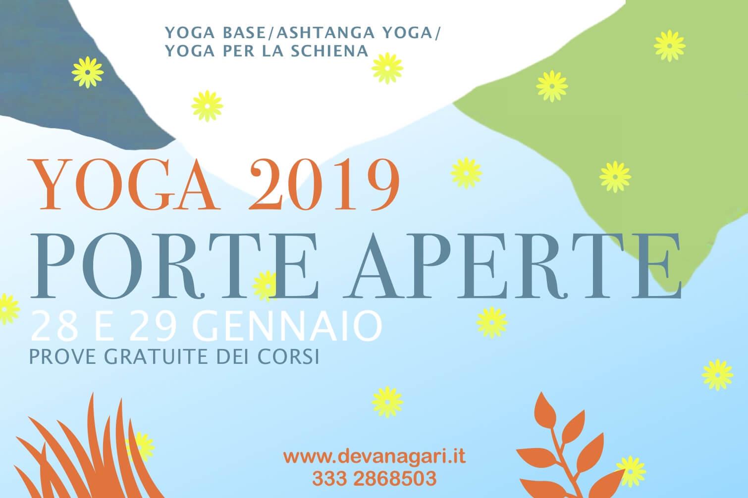 Porte Aperte - Devanagari - Centro Yoga Aosta
