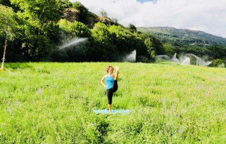 Ashtanga Yoga - Devanagari - Centro Yoga Aosta