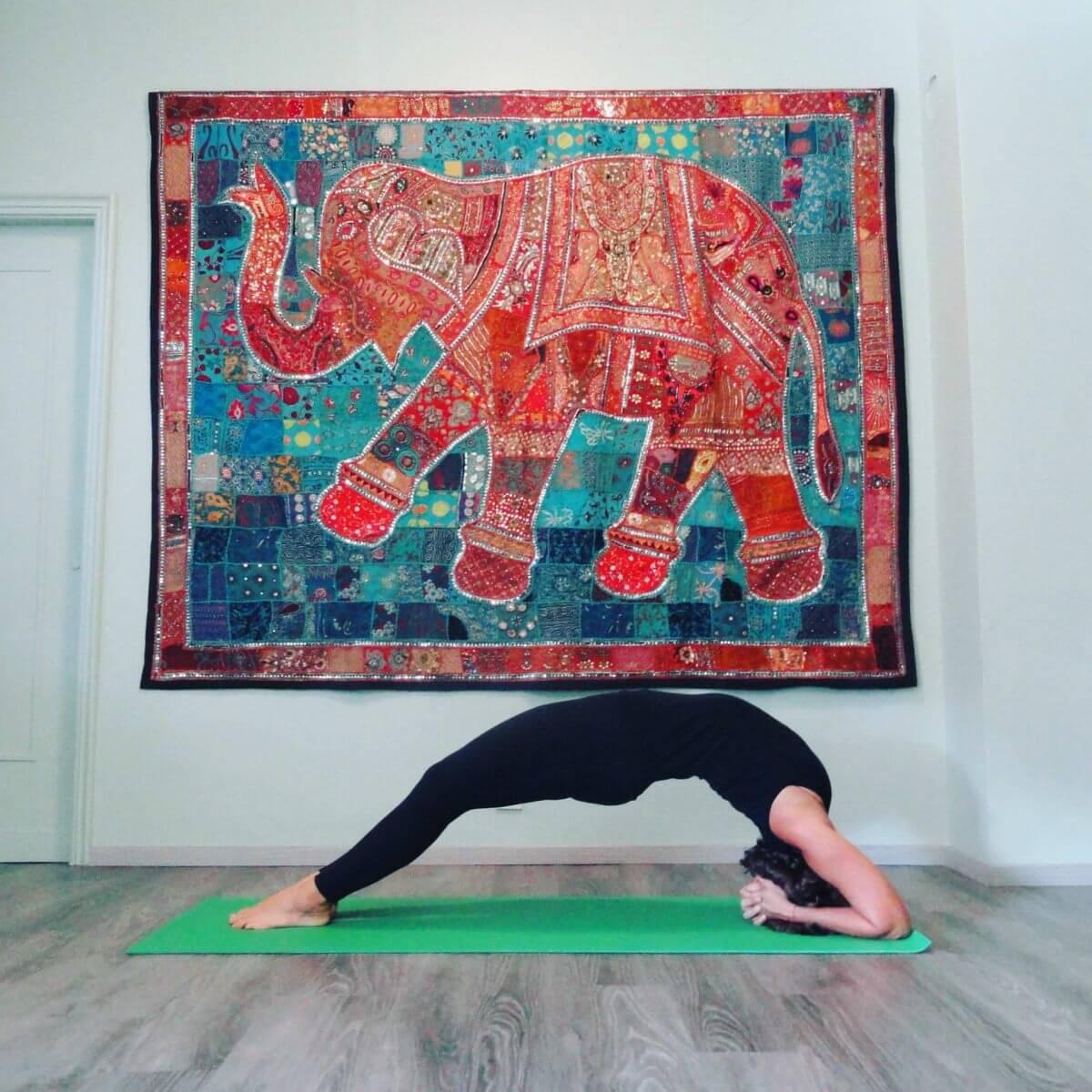 yoga open - Devanagari - Centro Yoga Aosta