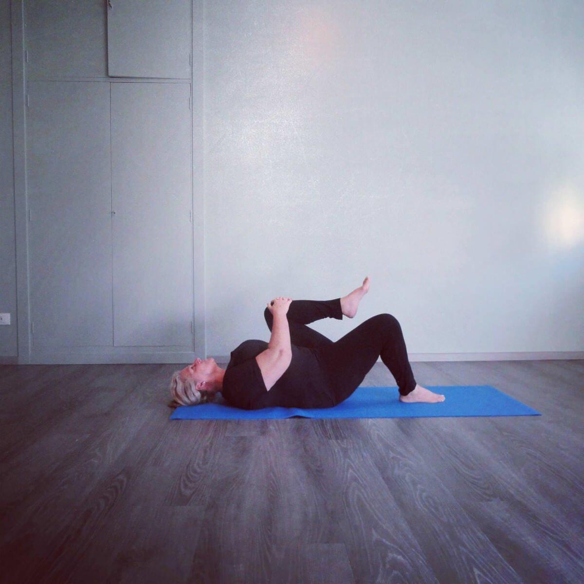 yoga per la schiena - Devanagari - Centro Yoga Aosta