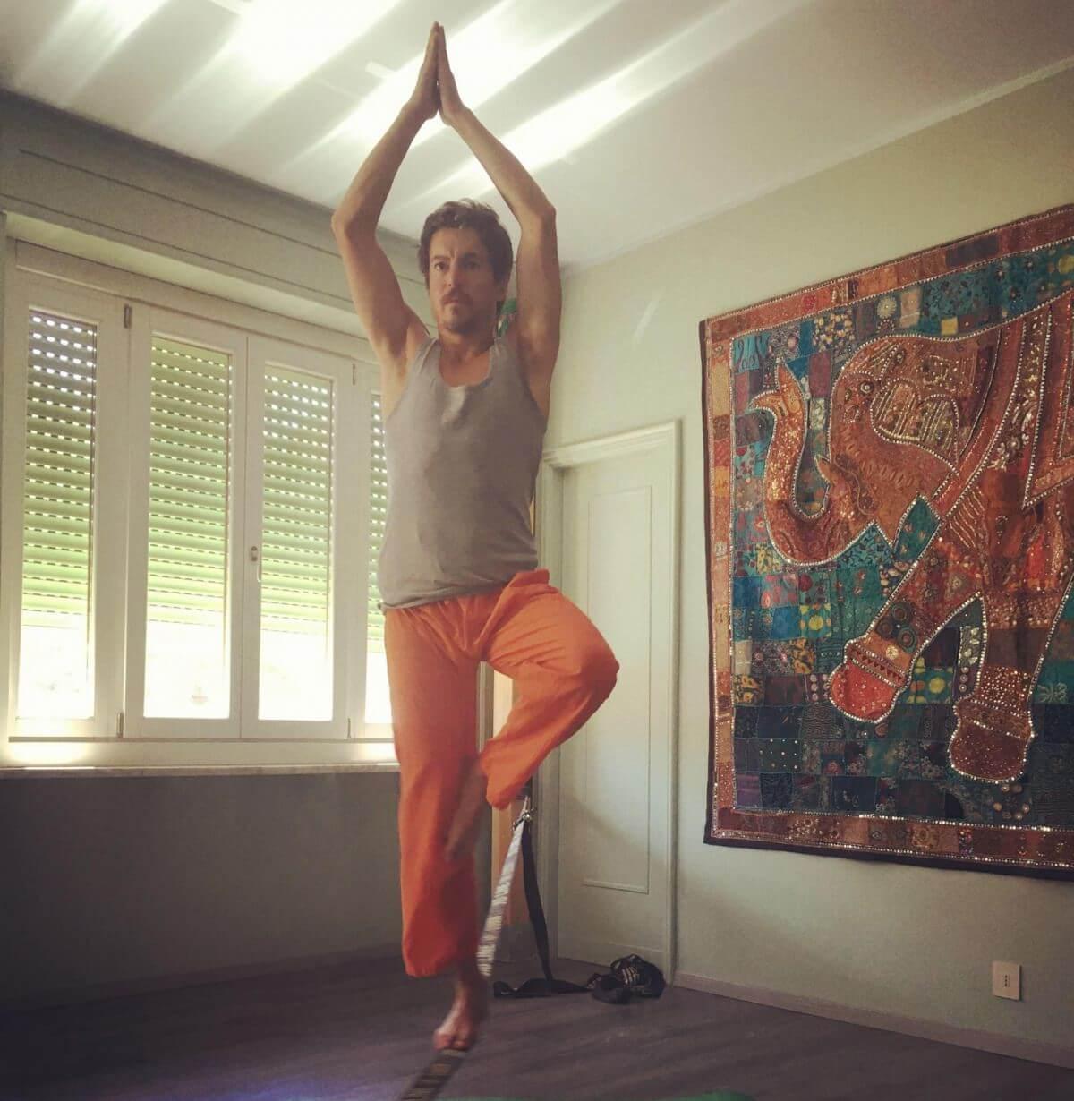 yoga lezione private - Devanagari - Centro Yoga Aosta