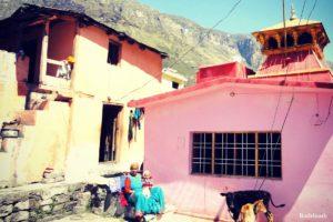 Foto dell'India - Devanagari - Centro Yoga Aosta