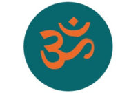 Om - Devanagari - Centro Yoga ad Aosta